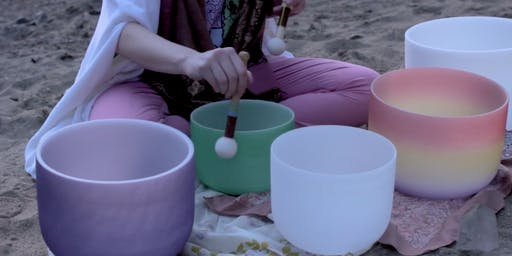 THE ORACLE | Crystal Singing Bowl Meditation Class /// Sound Bath /// Guided Meditation
