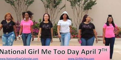 Recognizing Her Worth Girl, Me Too National Day Empowerment Expo Florida