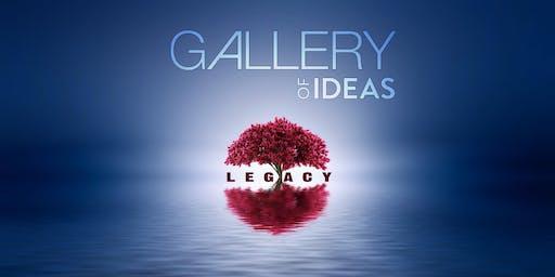 "GALLERY OF IDEAS ""LEGACY"" SUMMIT"
