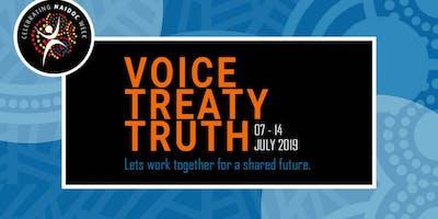 NAIDOC Week : Voice, Treaty and Truth with Marissa Verma