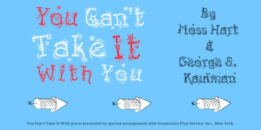 You Can't Take It With You - Theatrical Reading