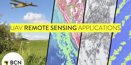 Drone Remote Sensing Applications (10th edition) tickets