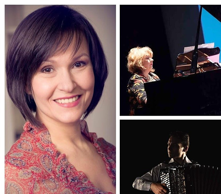 Around the Globe Concert Series: New Sounds and Classics image
