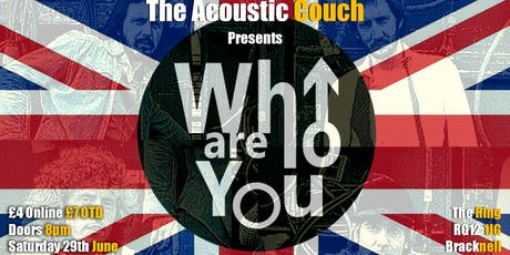 Who Are You (Who Tribute)  tickets