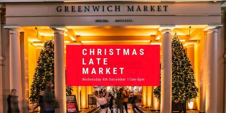 Christmas Late Market - 4th December tickets