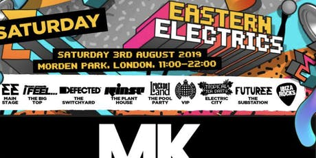Eastern electrics tickets