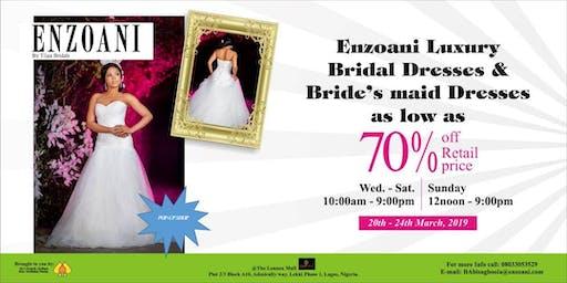 ENZOANI POP-UP SALES - GET 70% DISCOUNTS ON OVER 250 DRESSES 5d3591fb1
