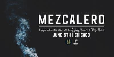 MEZCALERO:Chef Jimmy Bernard Tasting Dinner with Prolijo Mezcal