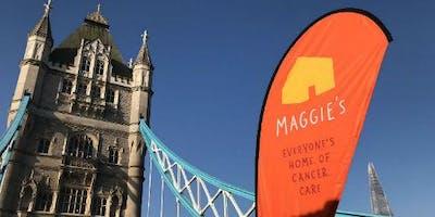 Maggie's charity place application form - Virgin Money London Marathon 2020
