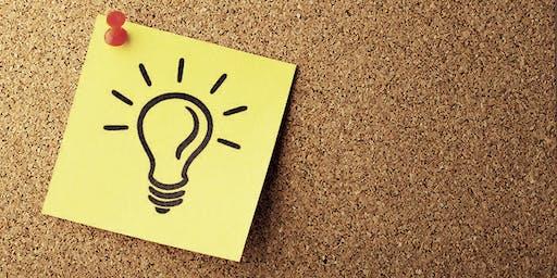 Creative Playground Workshop - Checklisten & andere Hilfsmittel für Innovatoren