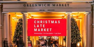 Christmas Late Market - 11th December