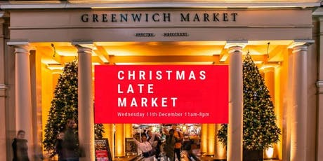 Christmas Late Market - 11th December tickets