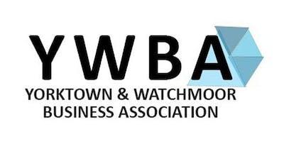 York Town and Watchmoor Park Business Association Meet