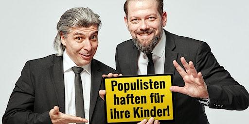 ONKeL fISCH: Populisten haften für ihre Kinder