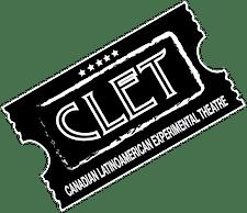 CLET Canadian Latinoamerican Experimental Theatre logo