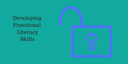 Developing Functional Literacy Skills