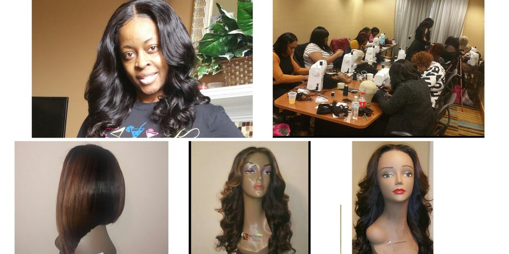 How To Make Wigs Using A Sewing Machine Tickets 92c0fb15d975