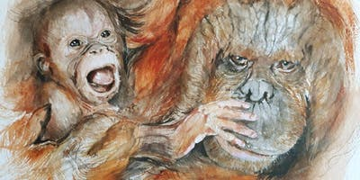 Aquarell und Watercolor mit Monika Reiter