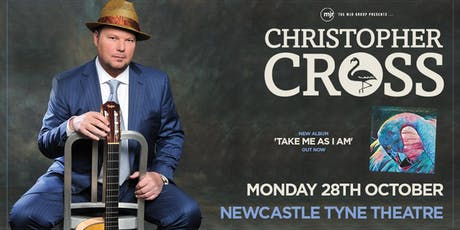 Christopher Cross (Tyne Theatre, Newcastle) tickets