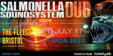 Salmonella Dub UK Tour  tickets