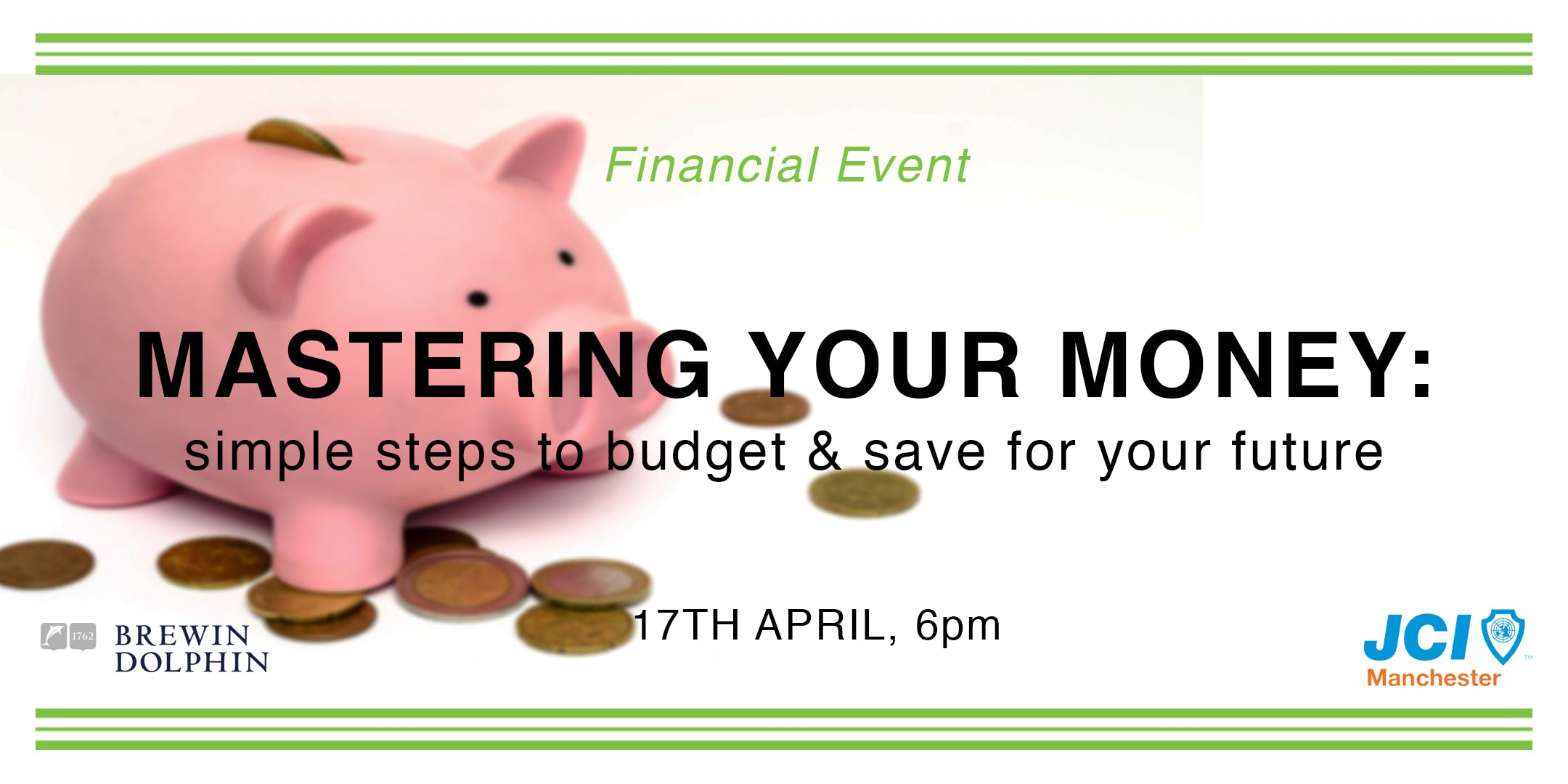 Mastering your Money - Simple steps to budget