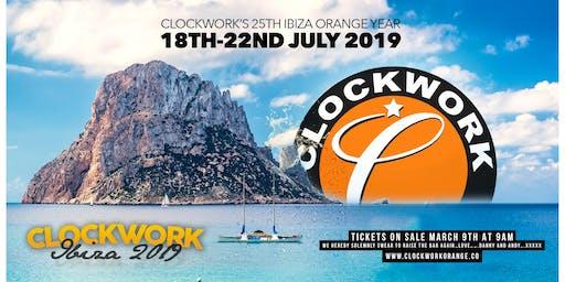 Clockwork Orange Ibiza 2019