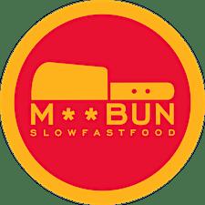 M** Bun Slowfast food  logo