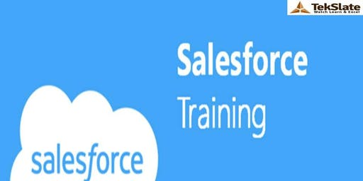 Build Your Career With  Salesforce Training
