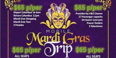 Road Trip to Mobile Mardi Gras 2020
