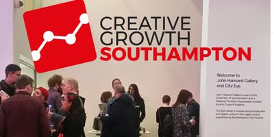 Networking with Creative Growth Southampton (April)