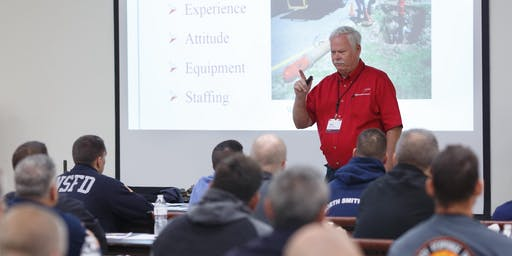 Industrial Emergency Response Leadership Training Seminar