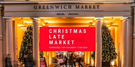 Christmas Late Market - 18th December tickets