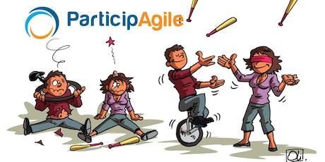 """ParticipAgile : formation au module """"Practitioner"""" [NOVEMBRE 2019] billets"""