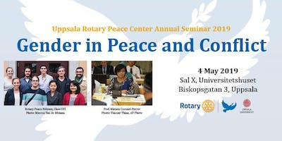 Annual Seminar 2019, Uppsala Rotary Peace Center