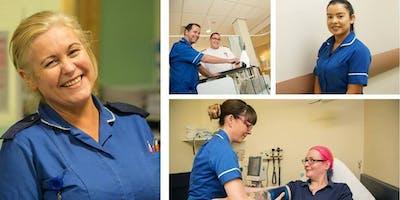 April Nursing Recruitment Event Oldham Care Organisation