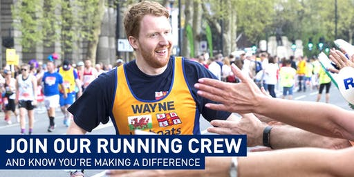 Virgin Money London Marathon 2020 - RNLI Charity Place Application