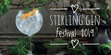 Stirling Gin Festival 2019 tickets