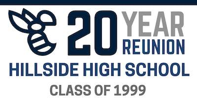 Hillside High School Class of 1999 20th Year Reunion