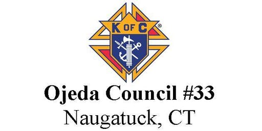 Knights of Columbus Council #33 - 4th Annual Golf Tournament