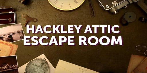 Hackley Attic Escape Room