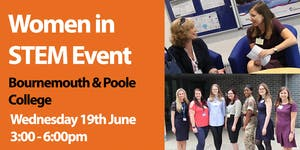 Bournemouth & Poole College Women in STEM CPD Event...