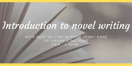 Introduction to novel writing tickets