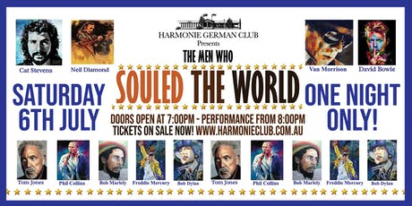 The Men Who SOULED The World tickets