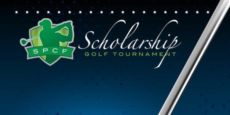 2019 SPCF Scholarship Golf Tournament  tickets