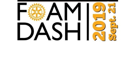 Allendale Rotary Foam Dash 5K tickets