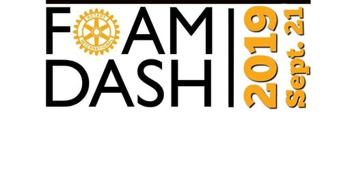 Allendale Rotary Foam Dash 5K