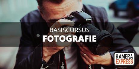 Basiscursus Fotografie Utrecht tickets
