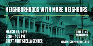 Neighborhoods With More Neighbors