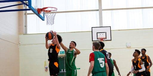 Basketball Academy Trials - City of Wolverhampton College