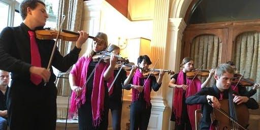 Brighton Youth Orchestra String Ensemble